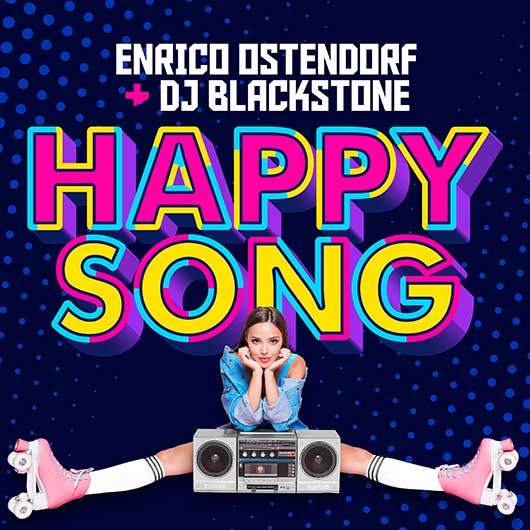 ENRICO OSTENDORF & DJ BLACKSTONE-Happy Song