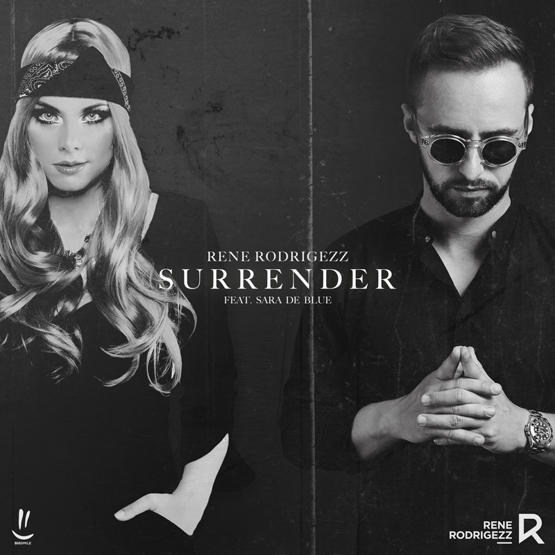 RENE RODRIGEZZ FEAT. SARA DE BLUE-Surrender