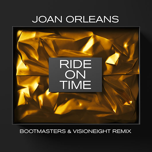JOAN ORLEANS-Ride On Time