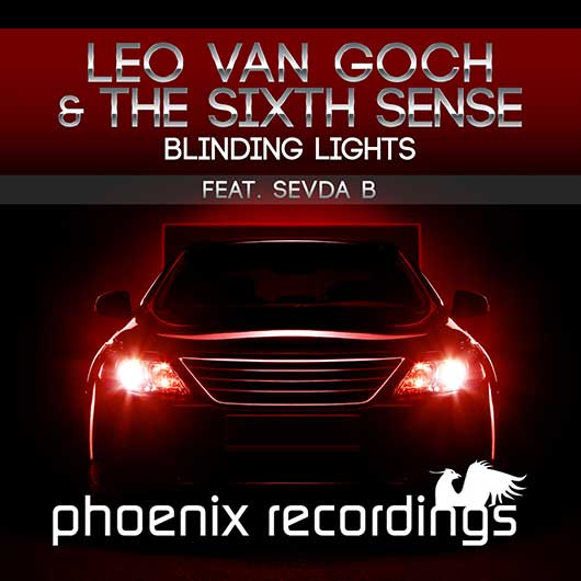 LEO VAN GOCH & THE SIXTH SENSE FEAT. SEVDA B-Blinding Lights