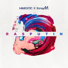MAJESTIC X BONEY M-Rasputin