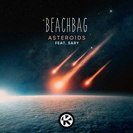 BEACHBAG FEAT. SARY-Asteroids