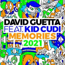 DAVID GUETTA-Memories 2021