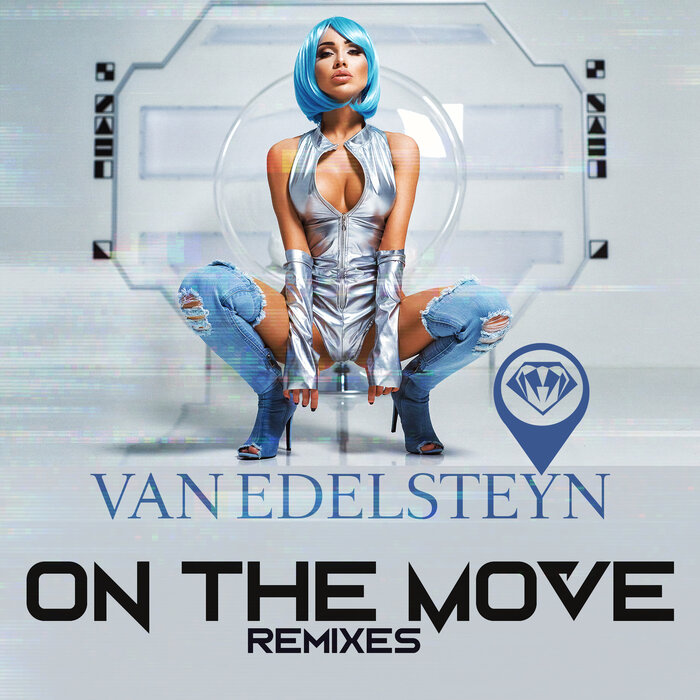 VAN EDELSTEYN-On The Move (remixes)