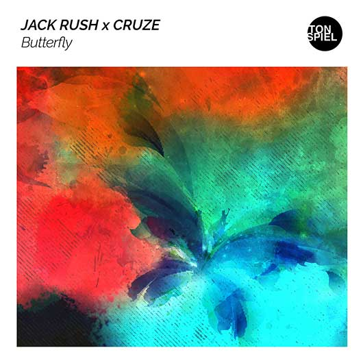 JACK RUSH X CRUZE-Butterfly