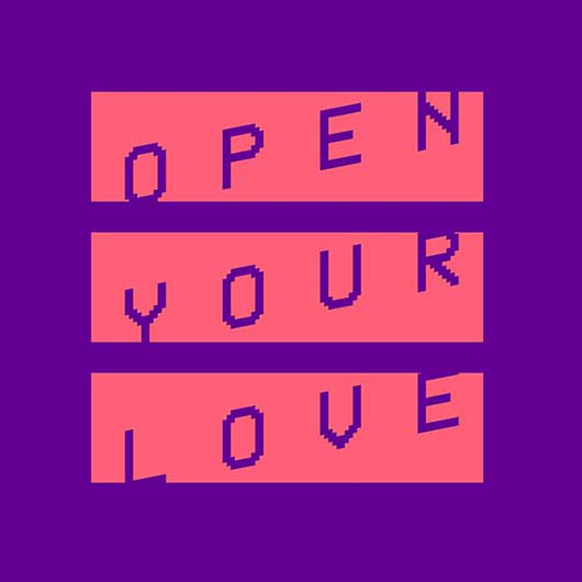DJ MARLON & KO-BE-Open Your Love