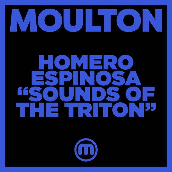 HOMERO ESPINOSA-Sounds Of The Triton