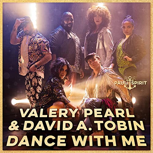 VALERY PEARL & DAVID A. TOBIN-Dance With Me