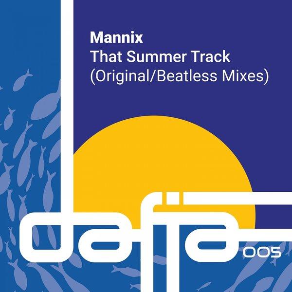 MANNIX-That Summer Track
