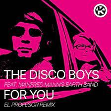 THE DISCO BOYS-For You (el Profesor Rmx)