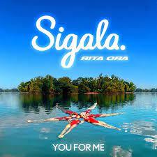 SIGALA & RITA ORA-You For Me