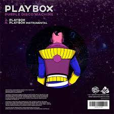 PURPLE DISCO MACHINE-Playbox