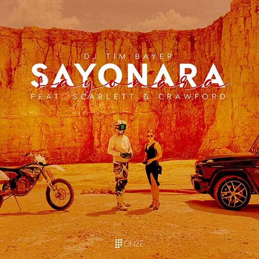 TIM BAYER-Sayonara