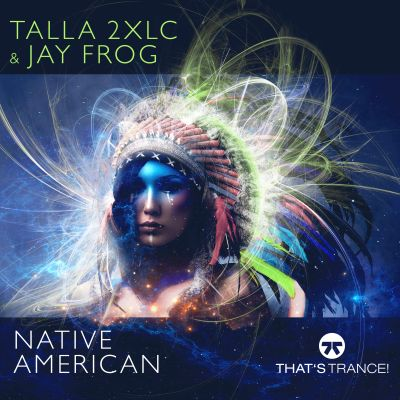 TALLA 2XLC & JAY FROG-Native American