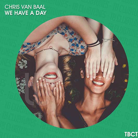 CHRIS VAN BAAL-We Have A Day