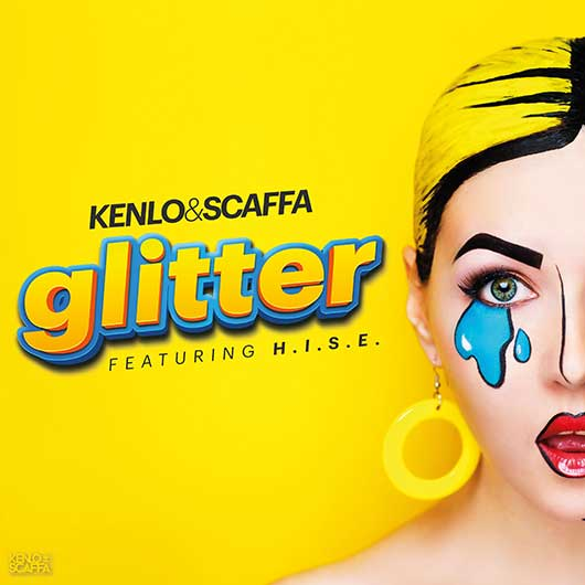 KENLO & SCAFFA FEAT. H.I.S.E.-Glitter