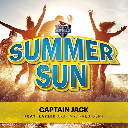 CAPTAIN JACK FEAT. LAYZEE-Summersun (kenlo & Scaffa Remix)