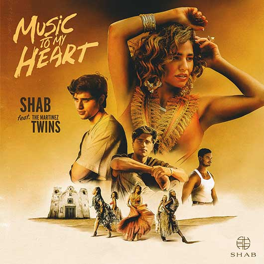 SHAB-Music To My Heart