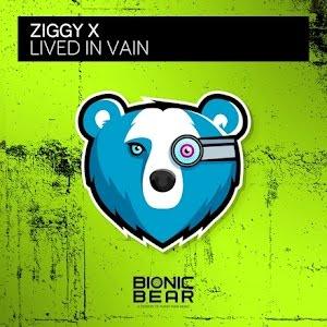 ZIGGY X-Lived In Vain