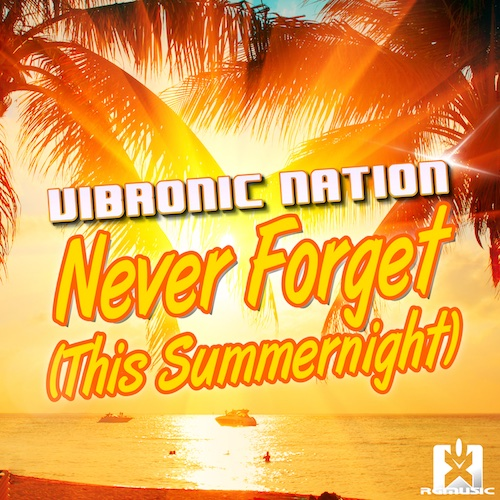 VIBRONIC NATION-Never Forget (this Summernight)