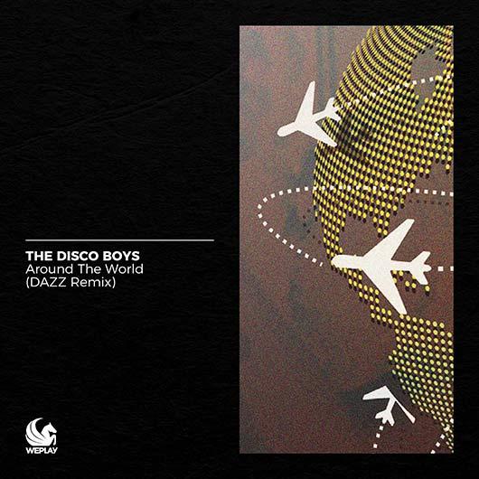 THE DISCO BOYS-Around The World