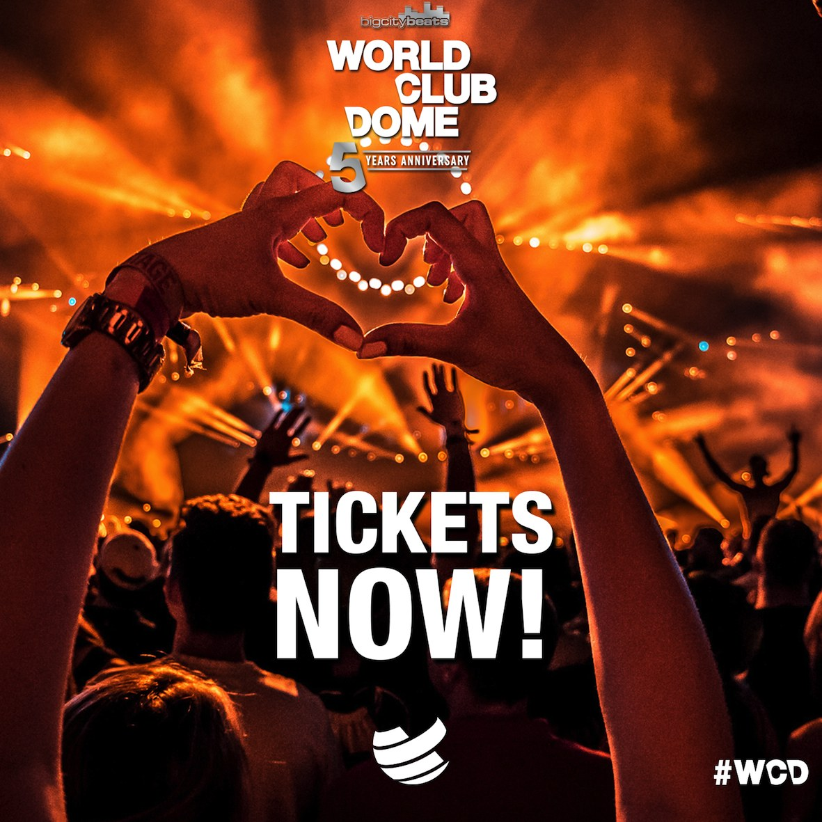 World Club Dome 2017 Frankfurt